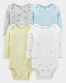 Kit-body-carter's-4-pecas---striped