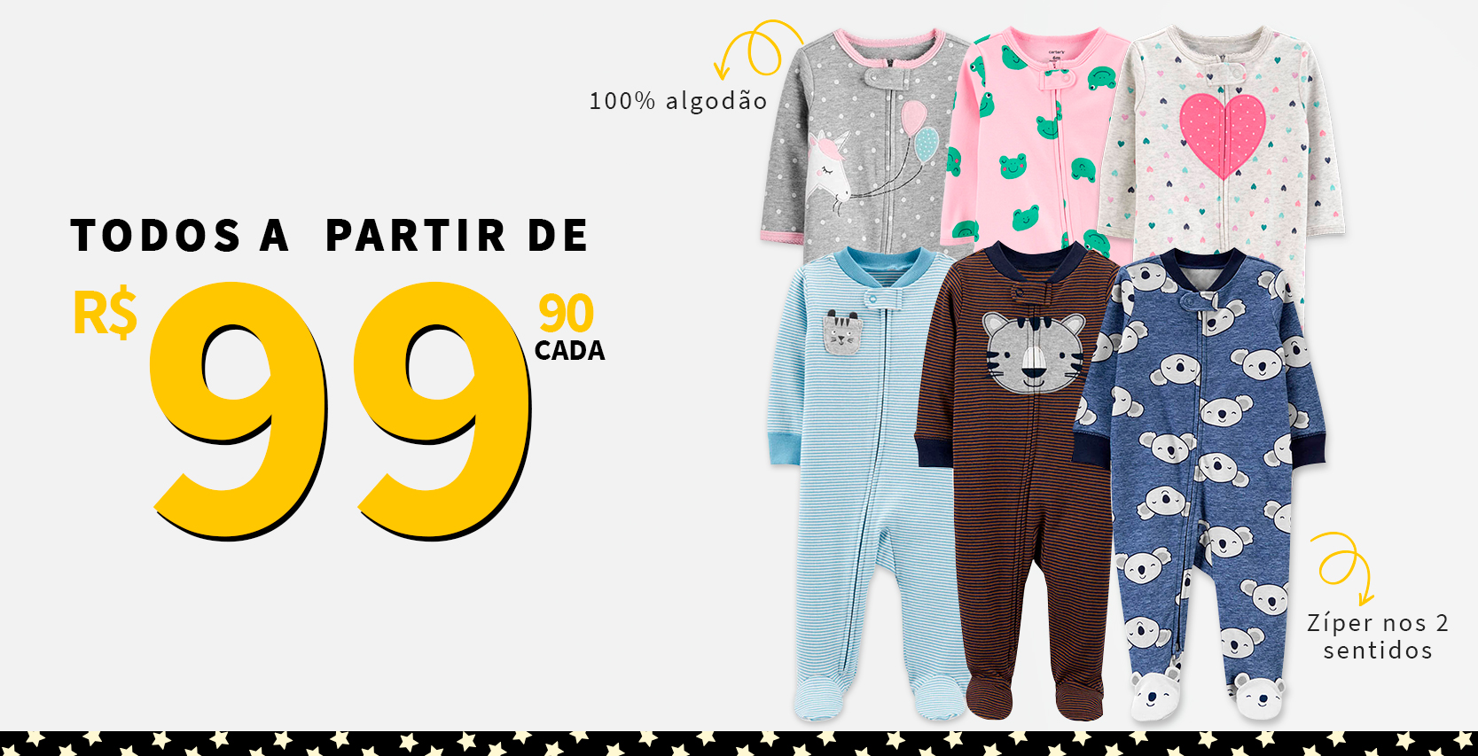 Black Kids {Banner Pijama} Desktop