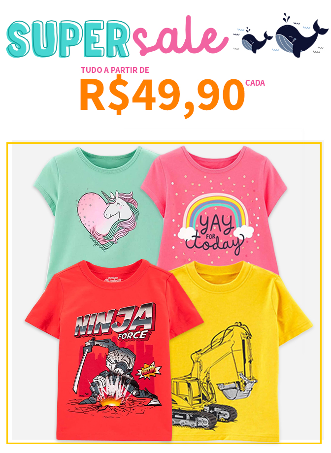 First Steps { Super Sale-Camisetas - Banner } - MOBILE